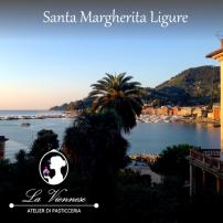 Santa Margherita Ligure - Vista dalla Stazione