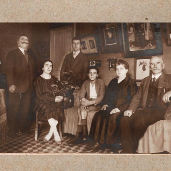 La famiglia Sacco